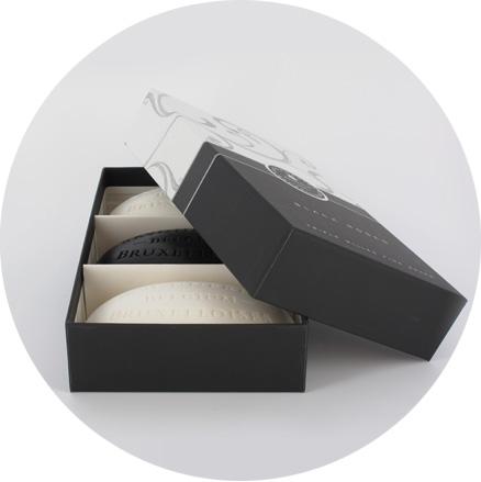 boite noire de 3 savons